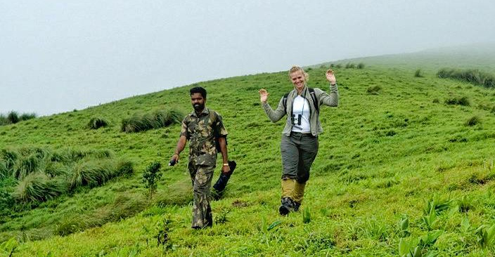 Trekking in Thekkady Kerala