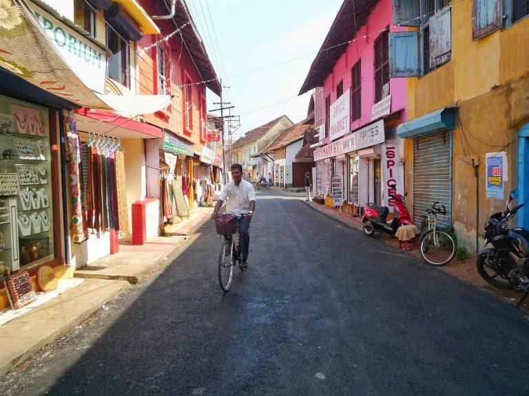 Jew Town- Fort Kochi