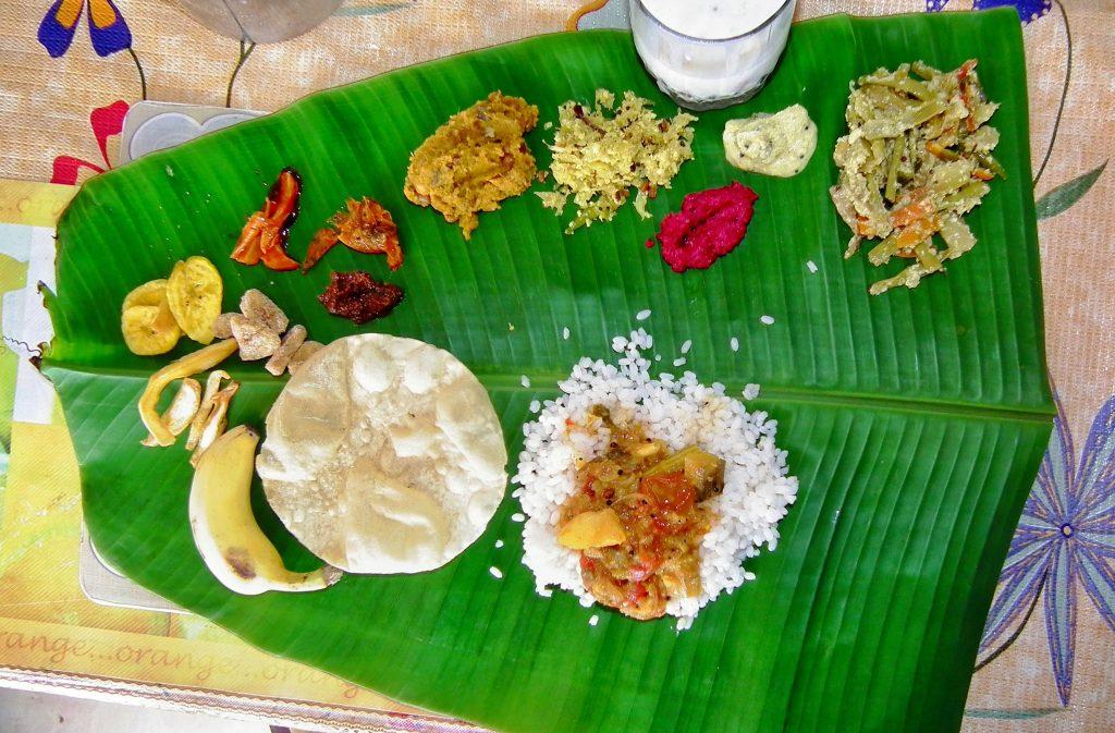 kerala food alleppey