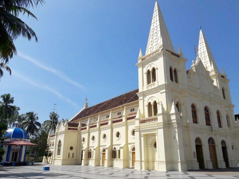 Santa cruz cathedral kohi