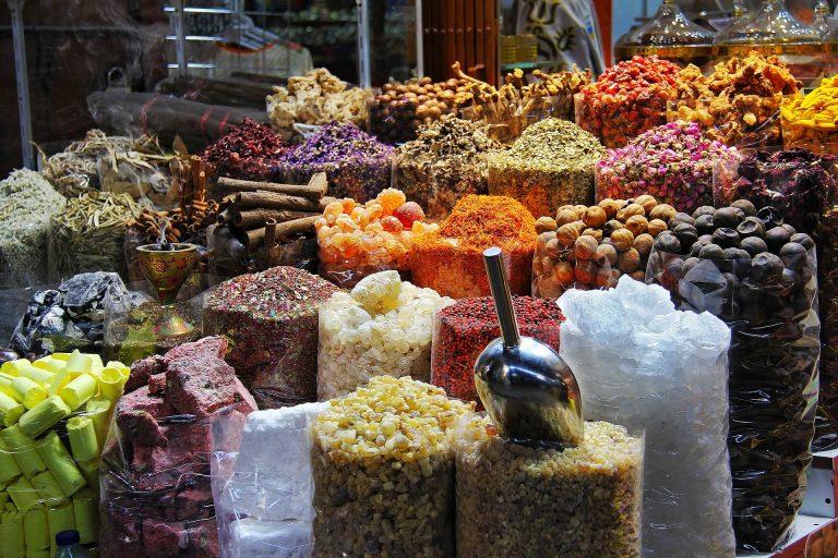 Matancherry spice market Kochi Kerala