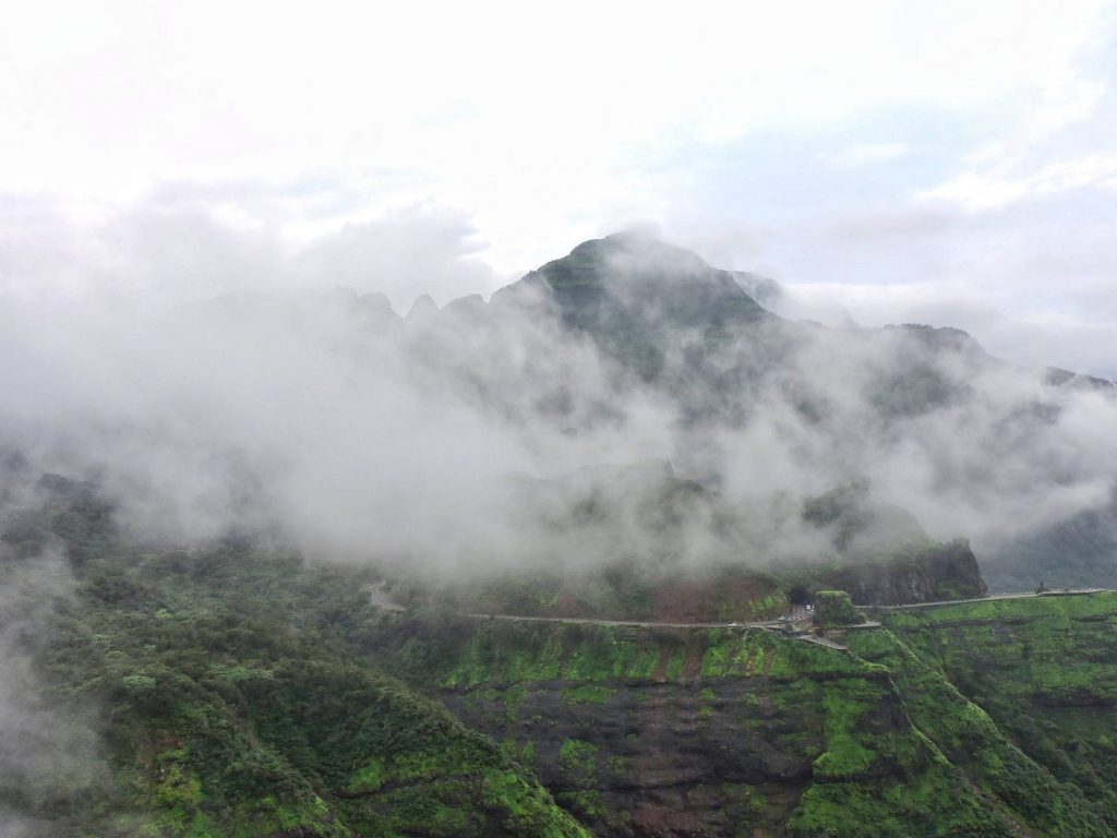 malshej ghat in monsoon