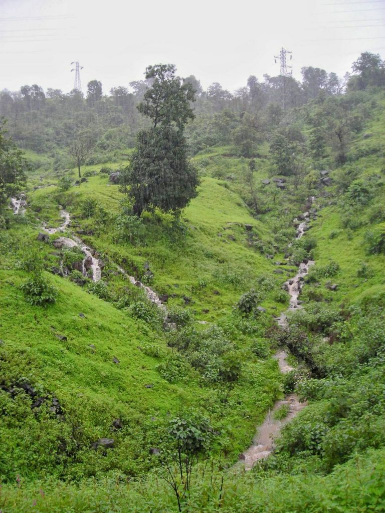places to visit in monsoon in maharashtra