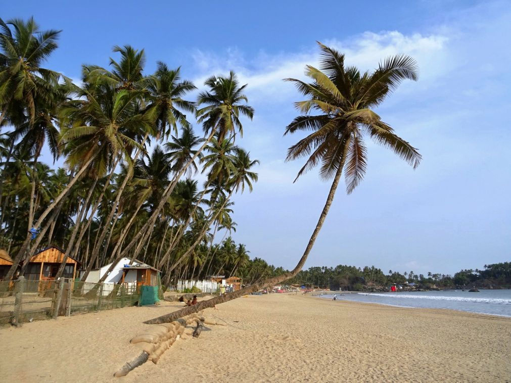 goa beaches