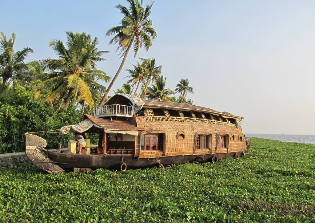 houseboats alleppey