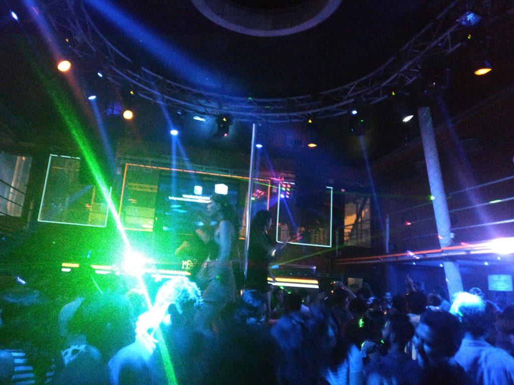 goa clubbing