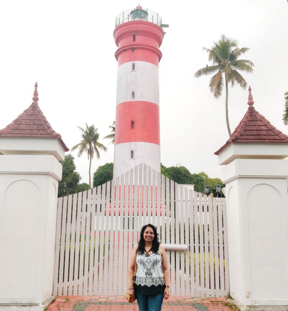 Alleppey light house