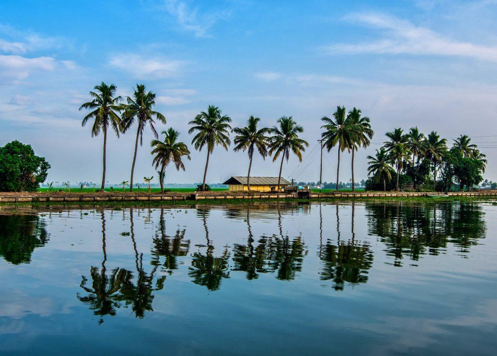Kerala backwaters Alleppey