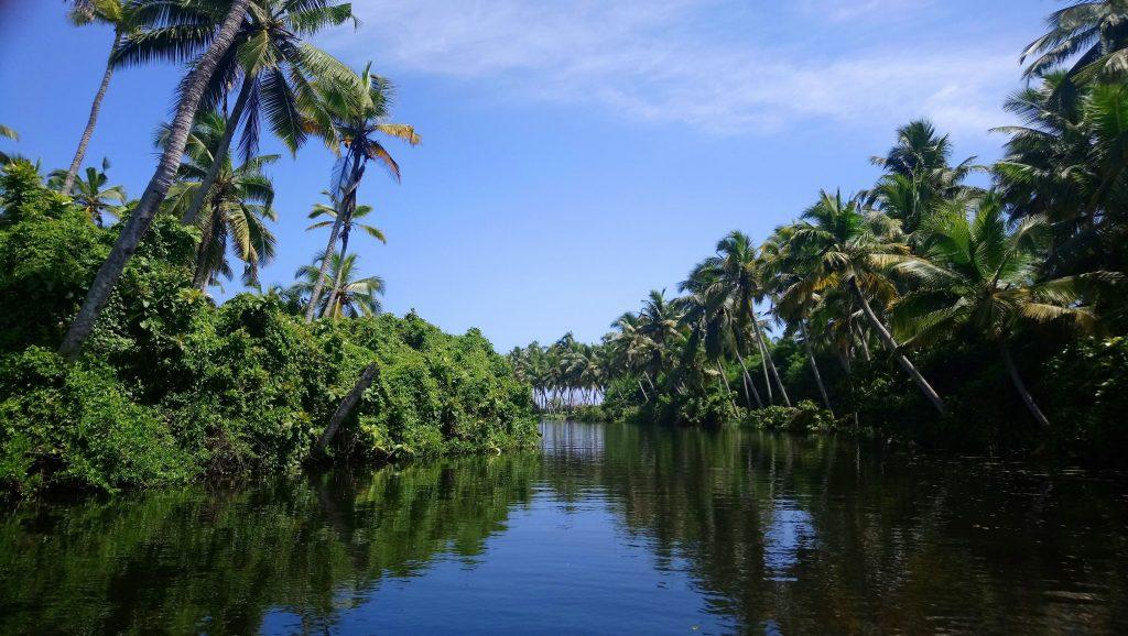 Alleppey kerala backwaters