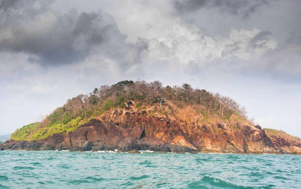 Monkey island goa