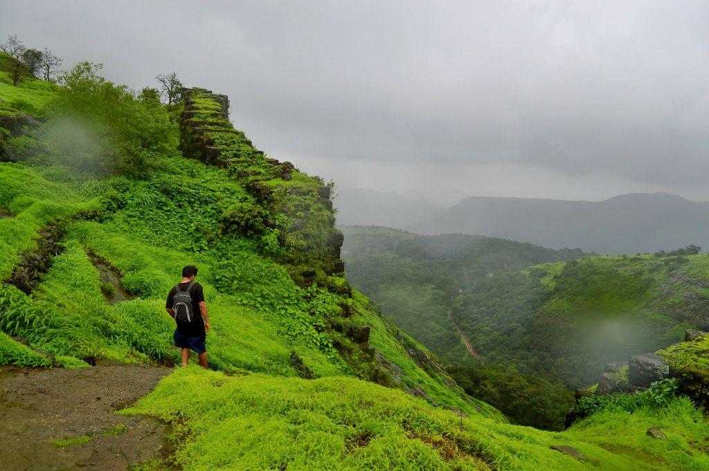 trekking near panvel
