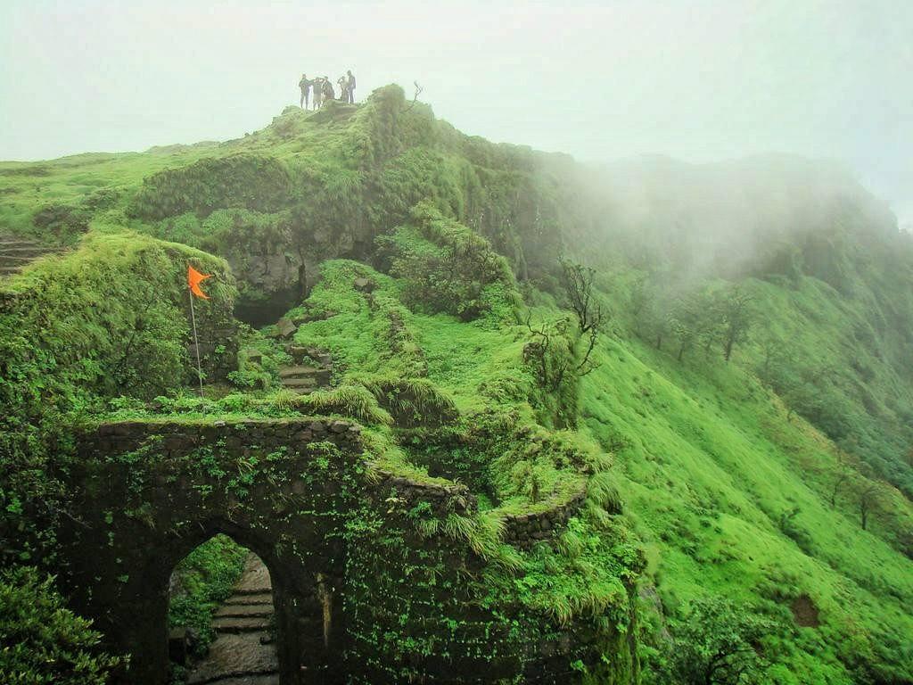 monsoon treks around mumbai