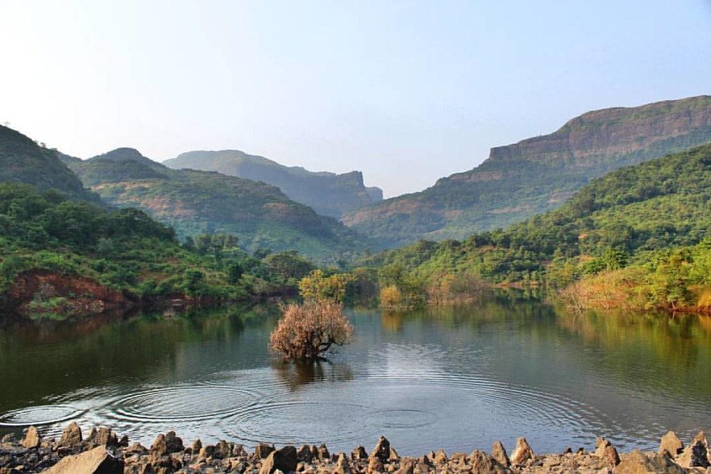trekking near mumbai