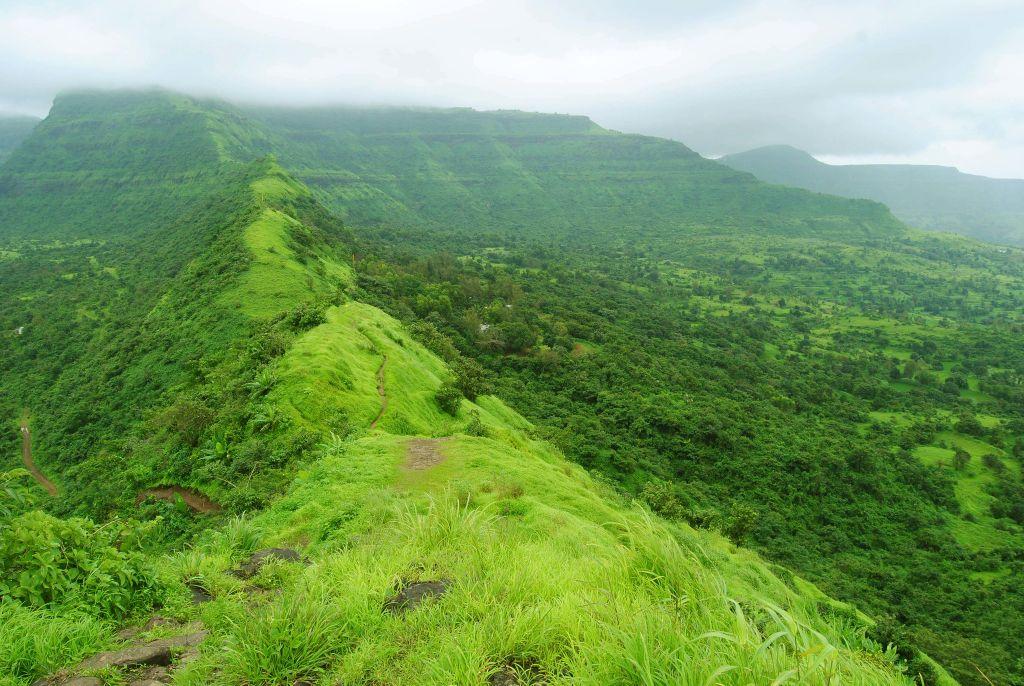 treks near mumbai in monsoon