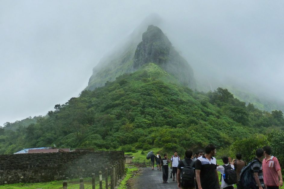 trekking destinations near mumbai & pune