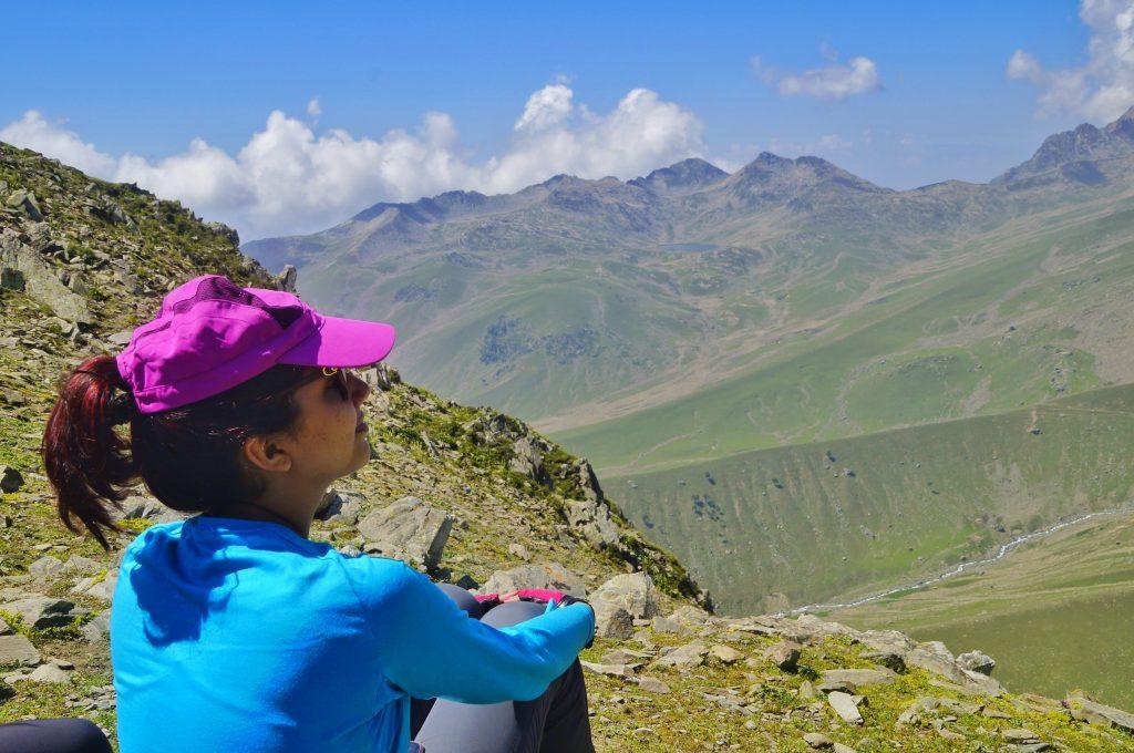 trekking in himalayas blog