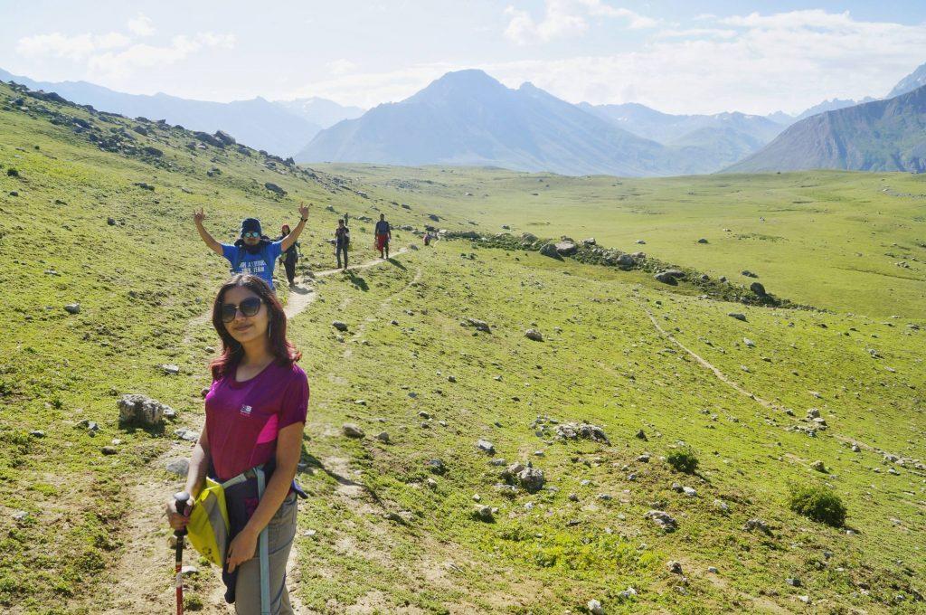 trekking experiences