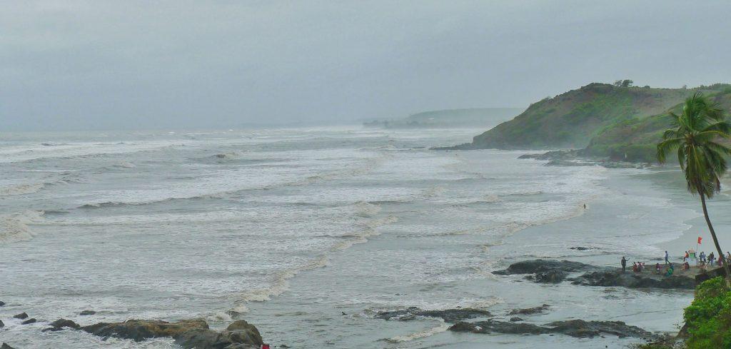 North Goa beach shacks