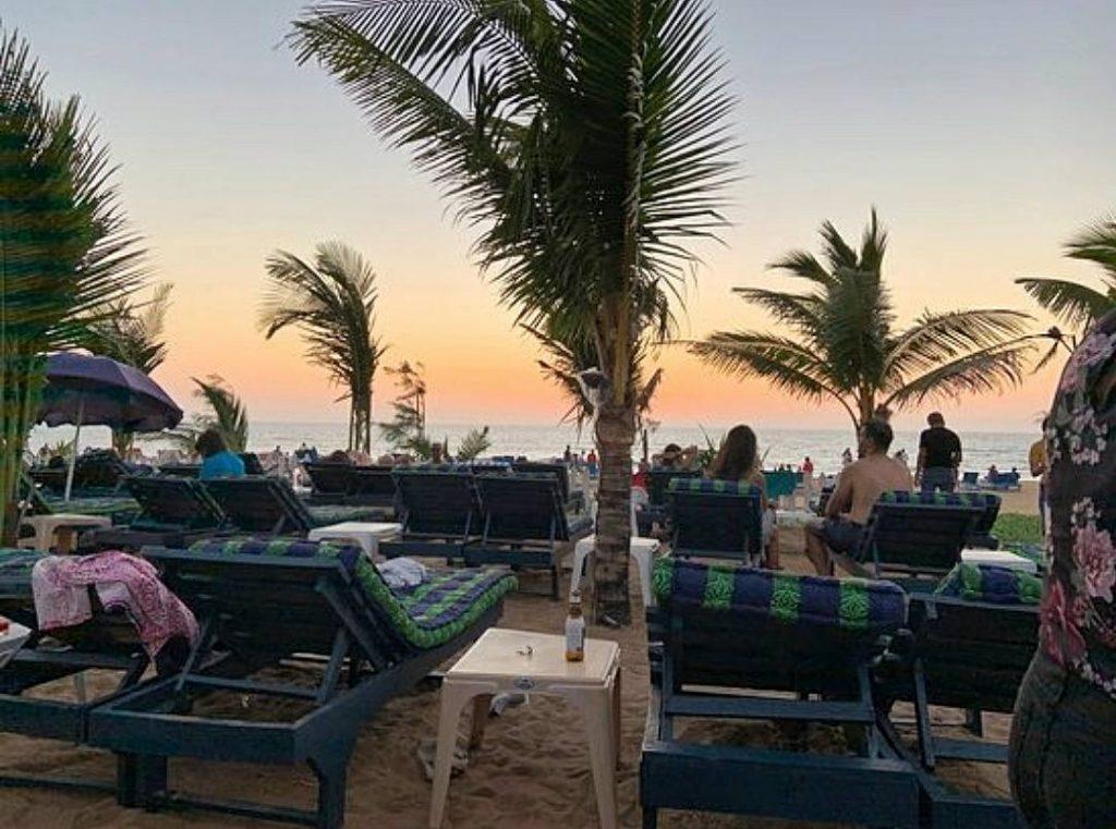 best beach hsacks in candolim goa