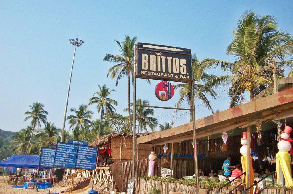 beach shacks in candolim