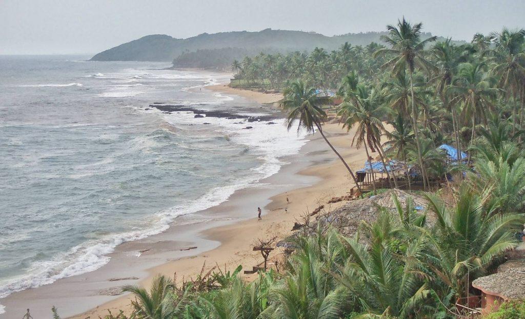 legendary beach shacks in Goa