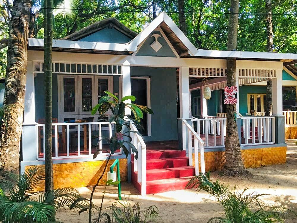 calangute beach shacks