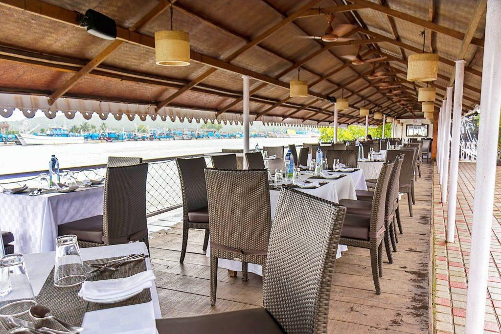best beach shacks in south goa