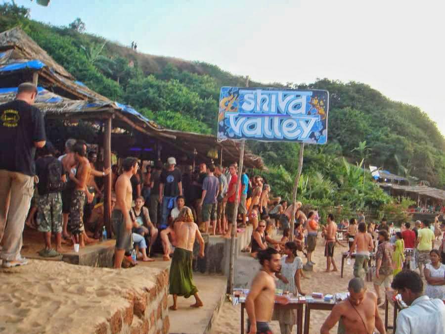 best shacks in baga beach