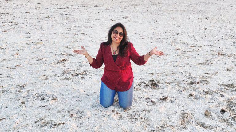 Rann of kutch rann utsav white desert