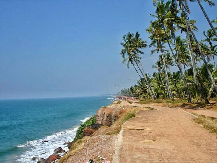 varkala things to do in varkala places to visit in varkala