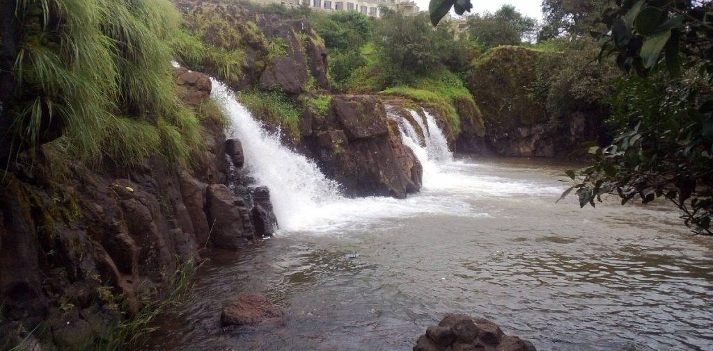 Lingmala waterfall mahabaleshwar