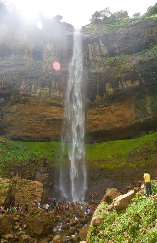 nearby waterfalls in mumbai