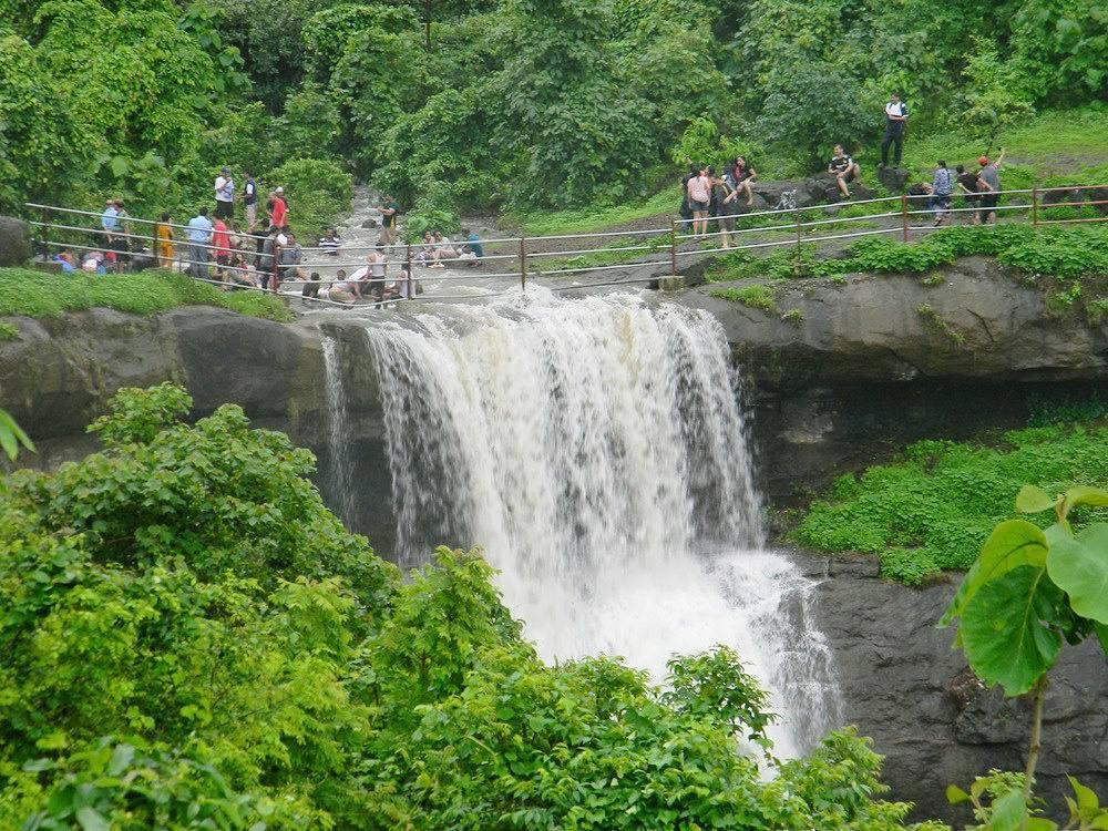 vangani waterfall waterfalls near mumbai
