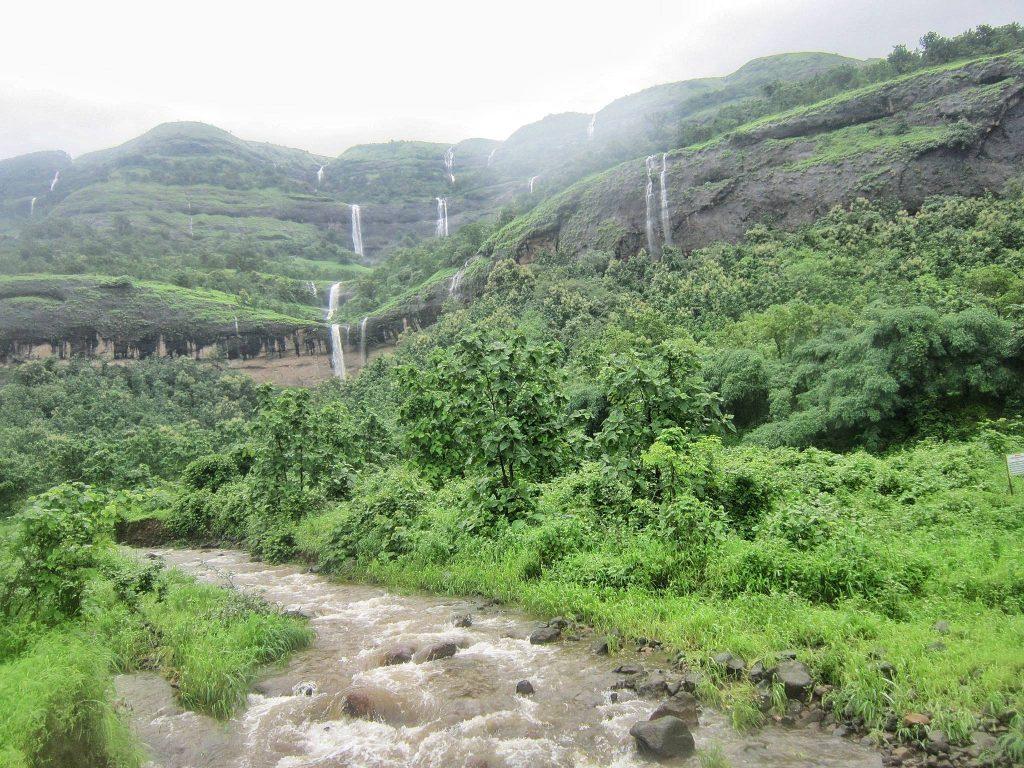 zenith waterfalls in mumbai